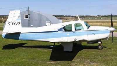 C-FYUG - Mooney M20B - Private