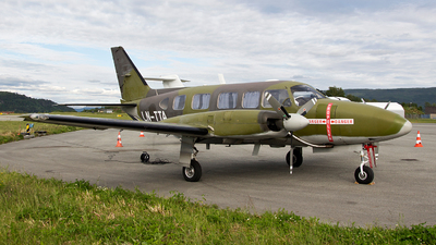 LN-TTA - Piper PA-31-350 Chieftain - Blom Geomatics