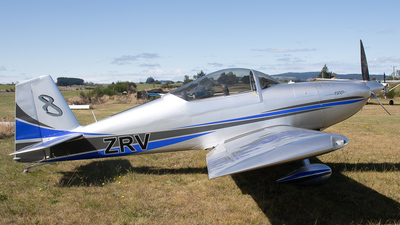 ZK-ZRV - Vans RV-8 - Private