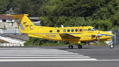 TG-COC - Beechcraft B200 Super King Air - Cocesna