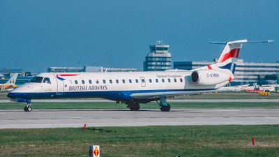G-EMBN - Embraer ERJ-145EU - British Regional Airlines