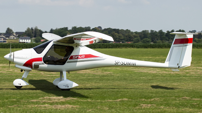 SP-SOMM - Pipistrel Sinus - Private