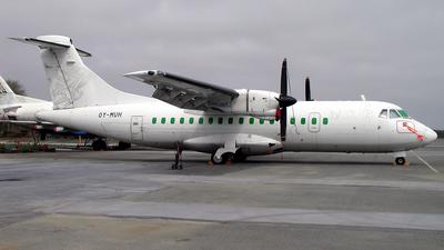 OY-MUH - ATR 42-300 - Muk Air