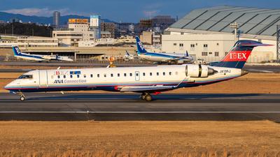 JA13RJ - Bombardier CRJ-702ER - Ibex Airlines
