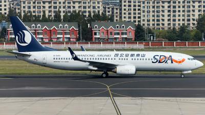 B-5451 - Boeing 737-85N - Shandong Airlines