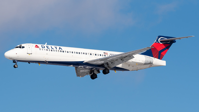 A picture of N955AT - Boeing 7172BD - Delta Air Lines - © Evan Dougherty