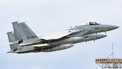 22-8935 - McDonnell Douglas F-15J Eagle - Japan - Air Self Defence Force (JASDF)
