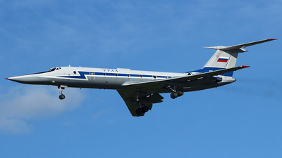 RF-66051 - Tupolev Tu-134UBL - Russia - Air Force
