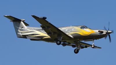 OH-DEN - Pilatus PC-12/47E - Fly 7 Executive Aviation