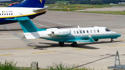 M-ABGV - Bombardier Learjet 45 - Ryanair
