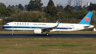 B-303Y - Airbus A321-271N - China Southern Airlines