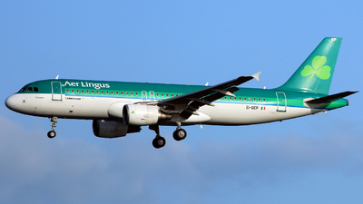 EI-DEP - Airbus A320-214 - Aer Lingus