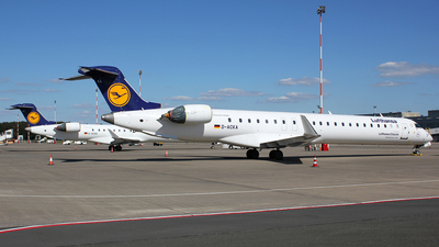A picture of DACKA - Mitsubishi CRJ900LR - Lufthansa - © Christian Weber