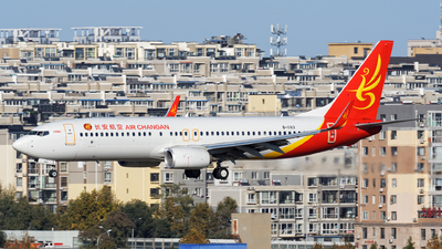 B-1163 - Boeing 737-84P - Air Changan