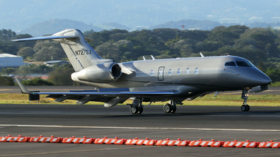 N727SJ - Bombardier BD-100-1A10 Challenger 300 - Private