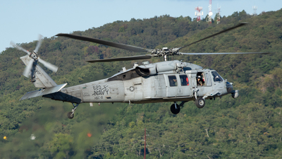 168581 - Sikorsky MH-60S Seahawk - United States - US Navy (USN)