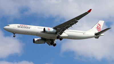 B-LAB - Airbus A330-343 - Dragonair