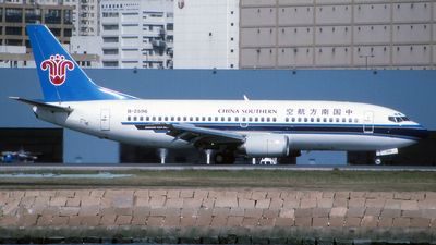 B-2596 - Boeing 737-31B - China Southern Airlines