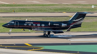 N510FR - Gulfstream G-III - Private