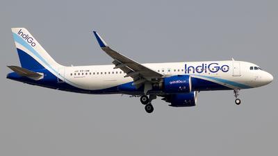 VT-IVM - Airbus A320-271N - IndiGo Airlines