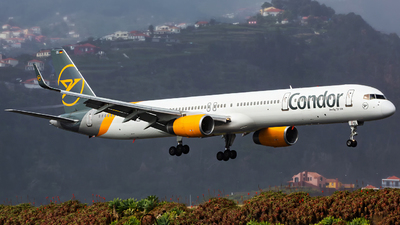 A picture of DABOL - Boeing 757330 - Condor - © Nelson Sousa