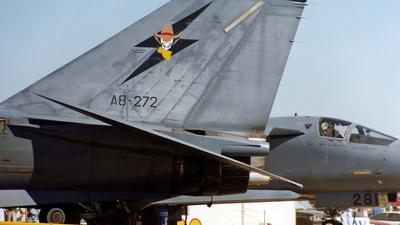 A8-272 - General Dynamics F-111G Aardvark - Australia - Royal Australian Air Force (RAAF)