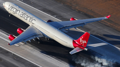 G-VEIL - Airbus A340-642 - Virgin Atlantic Airways
