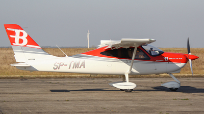 SP-TMA - Tecnam P2008JC MkII - Bartolini Air