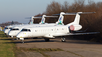 N366DF - Embraer ERJ-145MP - Untitled