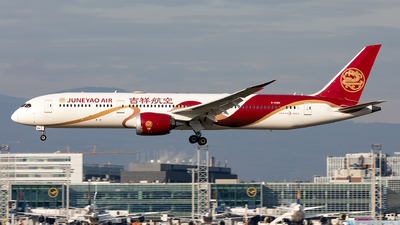 B-208A - Boeing 787-9 Dreamliner - Juneyao Airlines