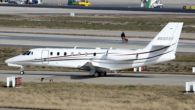 N680SV - Cessna 680 Citation Sovereign Plus - Cessna Aircraft Company