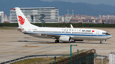 B-7892 - Boeing 737-89L - Air China