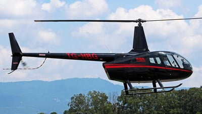 TG-HBG - Robinson R66 Turbine - Private