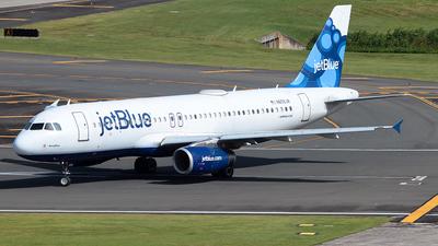 N659JB - Airbus A320-232 - jetBlue Airways