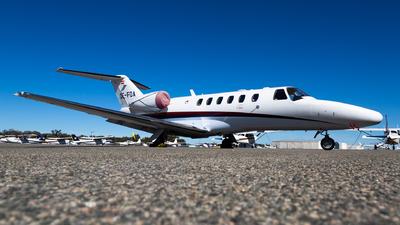 OE-FOA - Cessna 525A CitationJet 2 Plus - Avcon Jet