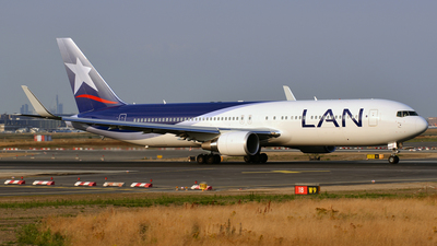 CC-BDO - Boeing 767-316(ER) - LAN Airlines