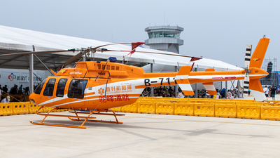 B-711A - Bell 407GXP - Sichuan Tuofeng General Avation