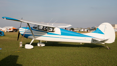 N856DR - Cessna 170B - Private