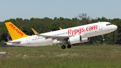 A picture of TCNCD - Airbus A320251N - Pegasus Airlines - © Florian Resech