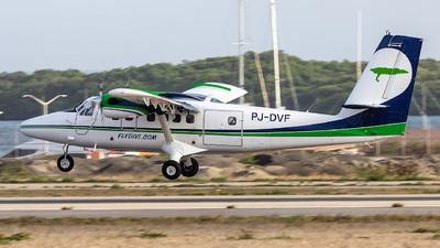 A picture of PJDVF - De Havilland Canada DHC6300 Twin Otter - Divi Divi Air - © Hensley Garcia