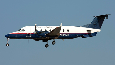 N184UX - Beech 1900D - Great Lakes Airlines