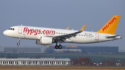 TC-NBB - Airbus A320-251N - Pegasus Airlines