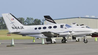 A picture of N414JK - Cessna 414A Chancellor - [414A0626] - © Orlando Suarez
