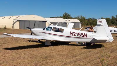N2165N - Mooney M20S Eagle - Private