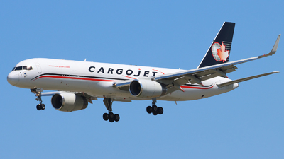 A picture of CGVAJ - Boeing 757223(PCF) - Cargojet Airways - © Luft Spotter