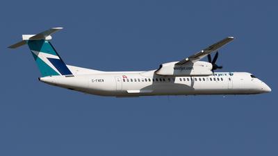 C-FWEW - Bombardier Dash 8-Q402 - WestJet Encore