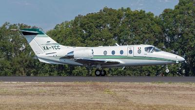 XA-YCC - Hawker Beechcraft 400XP - Private