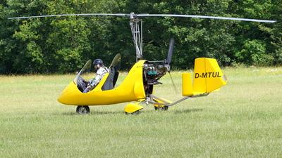 D-MTUL - AutoGyro Europe MT-03 Eagle - Private