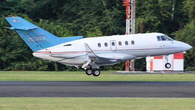 N128KH - Raytheon Hawker 800XP - Private