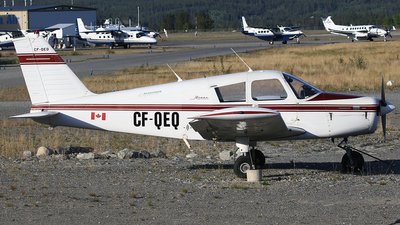 CF-QEQ - Piper PA-28-140 Cherokee - Private